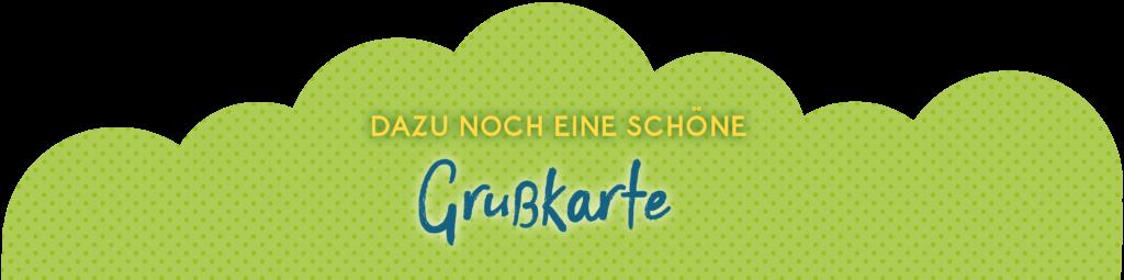 Banner Grußkarte Freudebringer Geschenke Freundschaft Illustratorin Catharina Voigt Grafischbecken