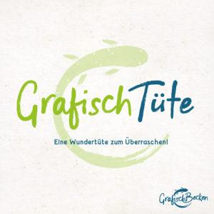 Grafischtüte Wundertüte Überraschungen Überraschung Illustratorin Catharina Voigt