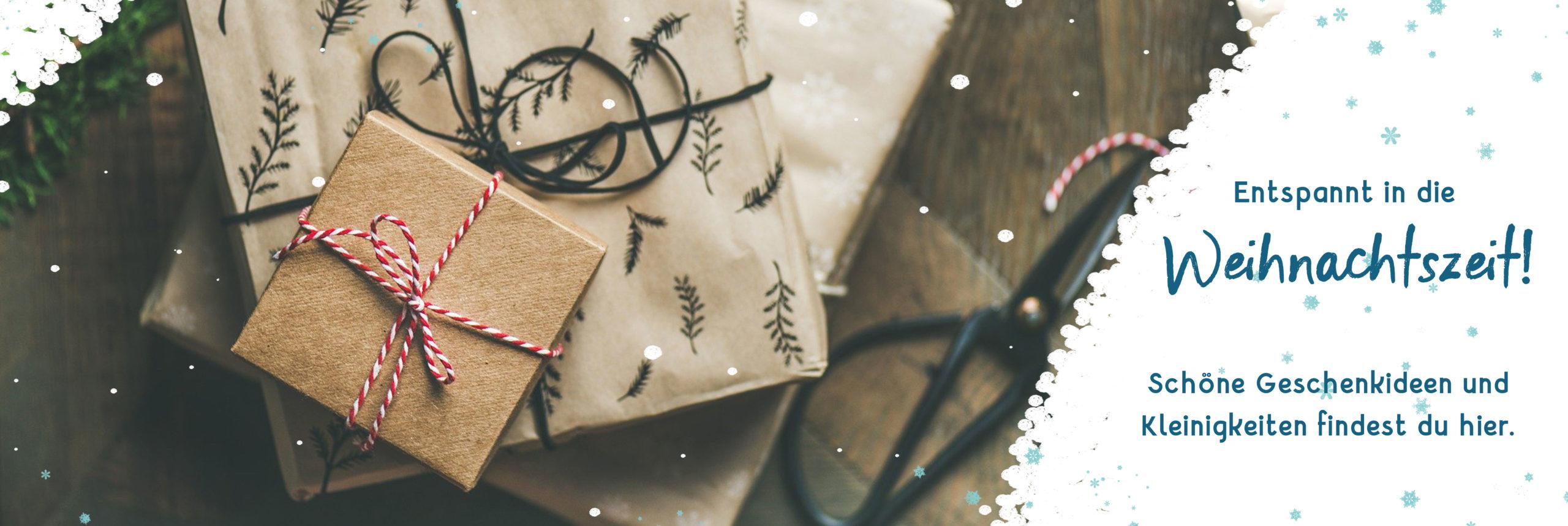 Banner Weihnachten GrafischBecken Geschenke Catharina Voigt